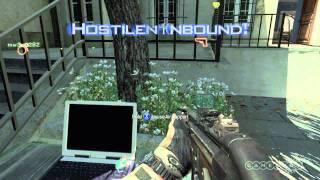 Call of Duty: Modern Warfare 3 Survival Paris 2 Gameplay (Xbox 360)