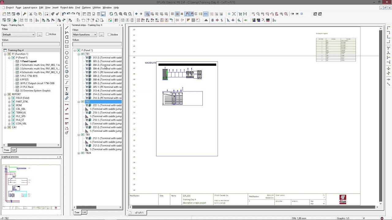 eplan tutorial panellayout 2d basic ii