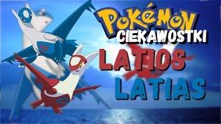 Pokemon Ciekawostki #29 – Latios & Latias