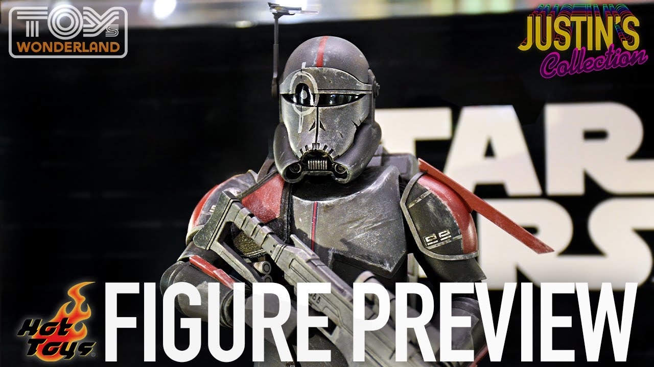 Hot Toys Bad Batch Crosshair - Figure Preview Episode 117