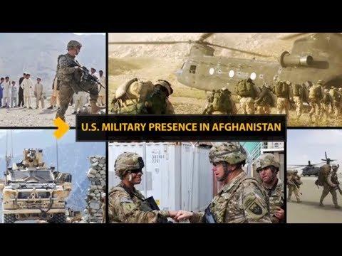 U.S. Military Presence in Afghanistan