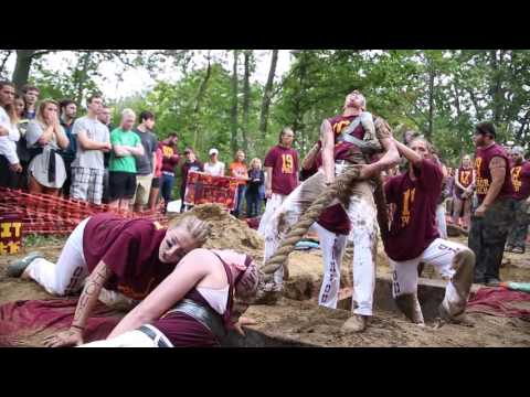 Hope College: 119th annual Pull