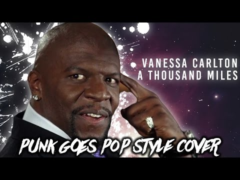 Vanessa Carlton - A Thousand Miles [Band: Lonely Avenue] (Punk Goes Pop Style Cover)