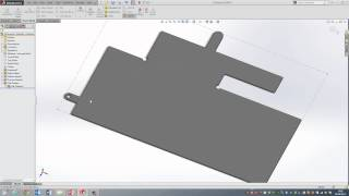 What's the best way to export a flat pattern DXF for laser cutting?