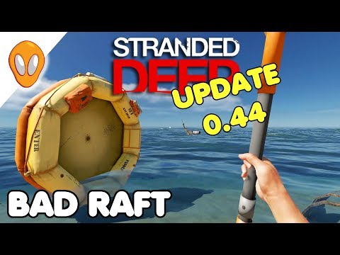 Struggling To Survive   Stranded Deep Update 0.44 Ep 3