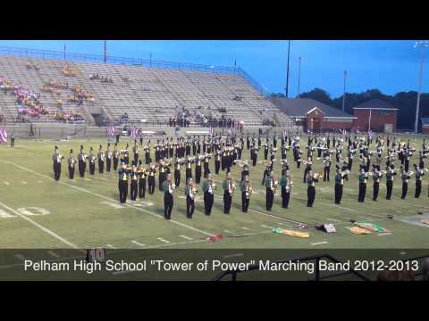 Pelham High School Marching Band 2012-2013