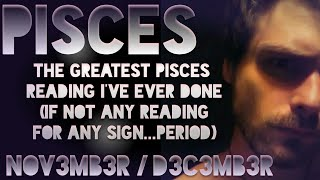 "Pisces | November | ""You've waited years (decades?) for this Pisces!"" 