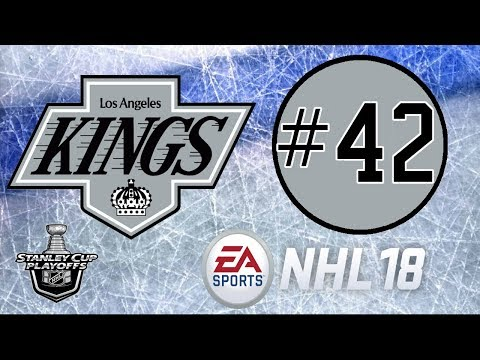 NHL 18 ~ Los Angeles Kings Franchise Mode ~ #42 (Perfect in Overtime)
