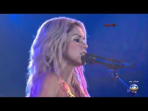 Shakira - Inevitable - Rock in Rio 2011 HD