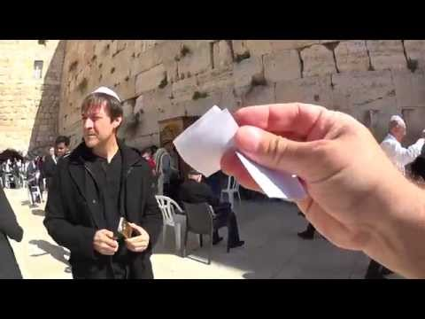 The Western Wall (Wailing Wall), Jerusalem - a visit the most important Jewish site