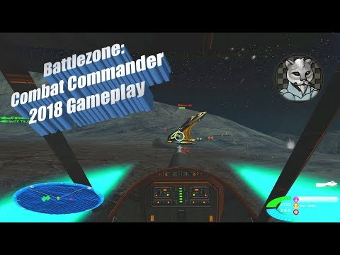 Battlezone (2): Combat Commander - First Mission (Gameplay) & Opening - This Is Not a Drill