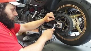 Yamaha Tmax 530cc vsnaar vervangen