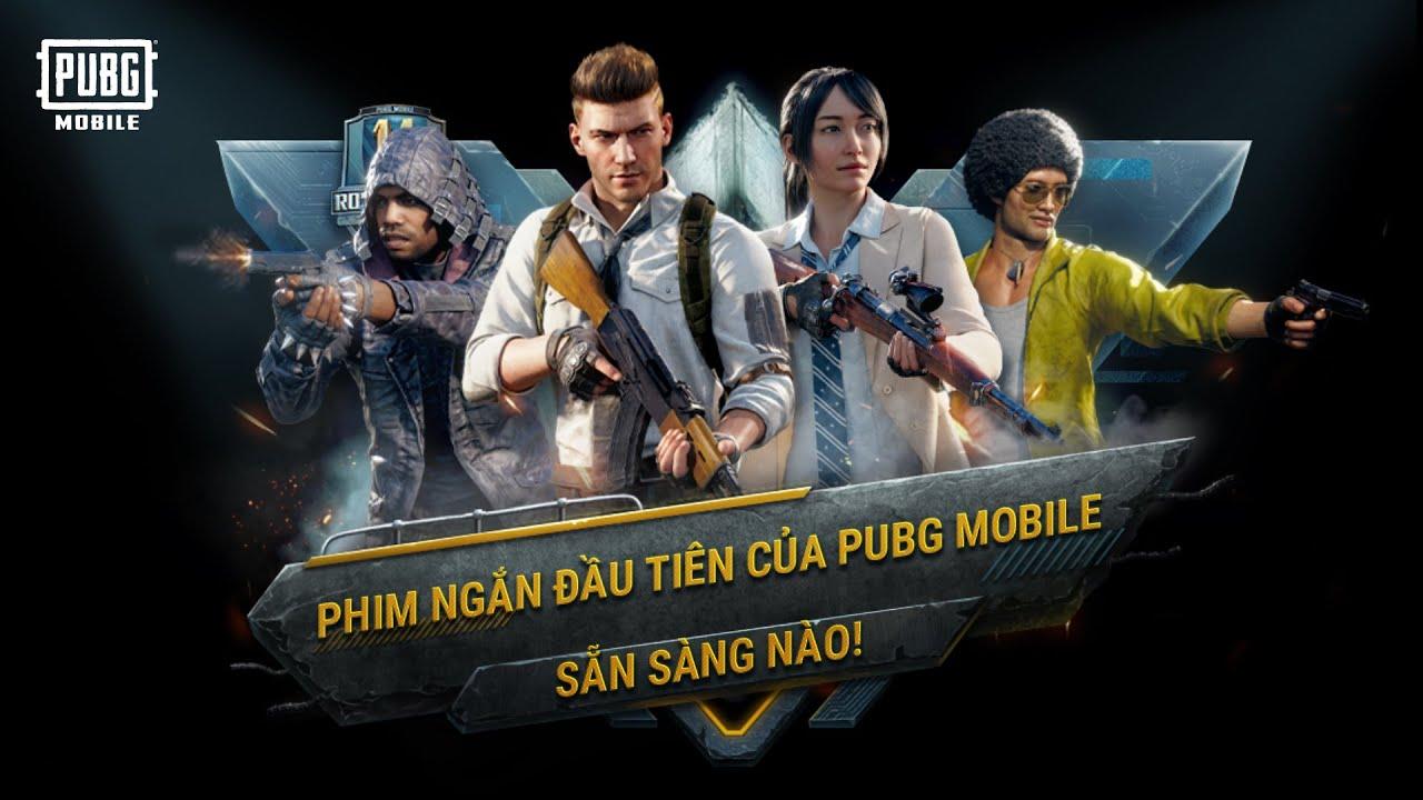 Trailer | BỘ PHIM BOM TẤN CỦA PUBG MOBILE