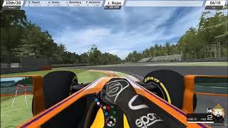 FR17 -Autodromo Nazionale di Monza- RACE