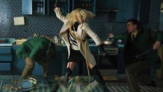Взрывная блондинка - Трейлер 2 (2017) (ENG) / Atomic Blonde