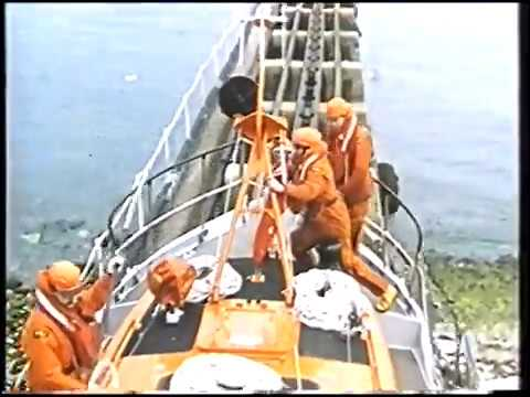 "The History Of The RNLI- ""Heroes Of The Sea"""