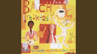 J.S. Bach: English Suite No.3 in G minor, BWV 808 - 2. Allemande