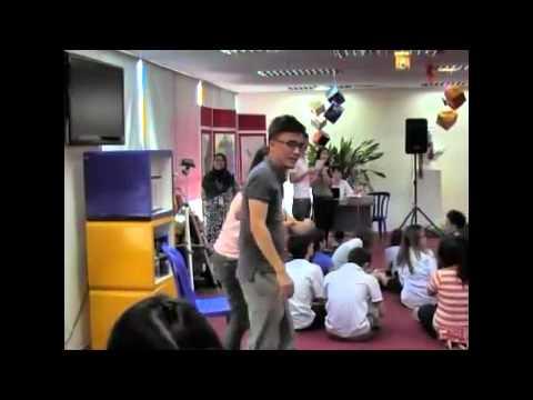 Hari Raya Celebration at ALFA International College