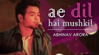 AE DIL HAI MUSHKIL - Cover Version || Arijit Singh & Pritam (Title Track)