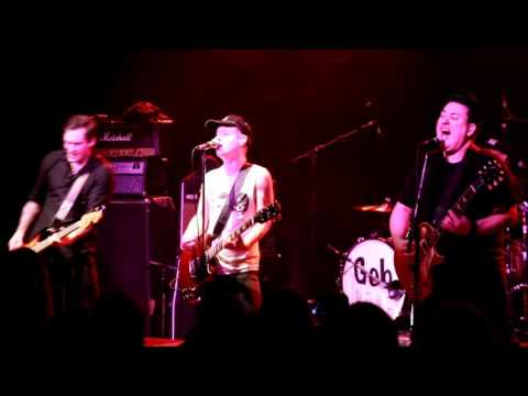 Gob at Sugar Nightclub: Paint It Black (The Rolling Stones cover)