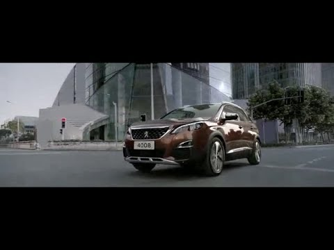 Nouvelle Peugeot 4008 II Chine - Vidéo officielle - 2016 ( www.feline.cc )