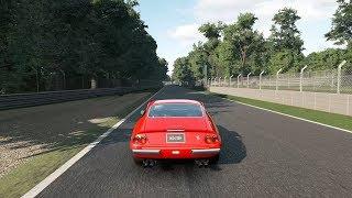 Gran Turismo Sport - Ferrari 365 GTB4 '71 Gameplay [4K PS4 Pro]