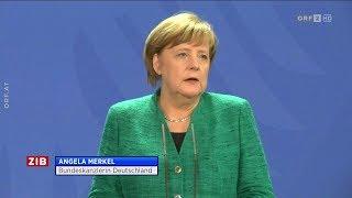 Unglaubliche Unverschämtheit von Merkel gegenüber Sebastian Kurz