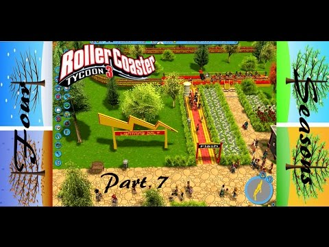 roller coaster tycoon flash game