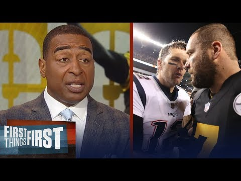 Cris Carter breaks down the Steelers' Week 15 win over the Patriots | NFL | FIRST THINGS FIRST