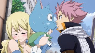 Almost Kiss?? | Top 5 Lucy Heartfilia Moments
