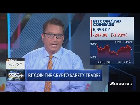 Wall Street's Crypto King says bitcoin is still your best bet