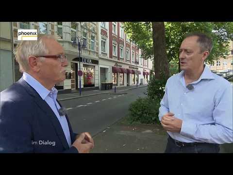 Im Dialog: Michael Krons im Gespräch mit Heinz Sprenger am 23.06.2017