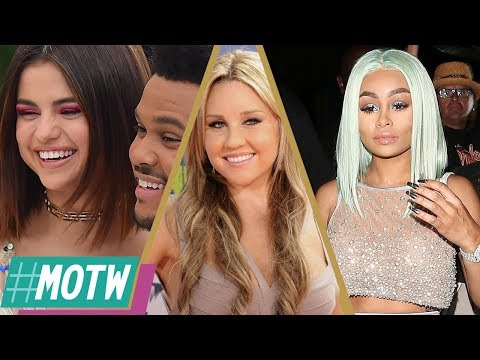 The Weeknd PROPOSING to Selena Gomez, Blac Chyna STEALS Kylie Jenner's Look, Amanda Bynes RETURNS!?
