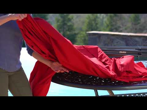 Proshade 9ft/10ft Market Umbrella Canopy Replacement Video