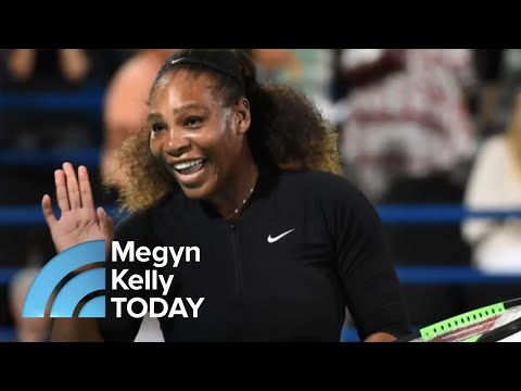 Serena Williams' Controversial Low Ranking At The French Open, Brett Favre Rehab  Megyn Kelly TODAY