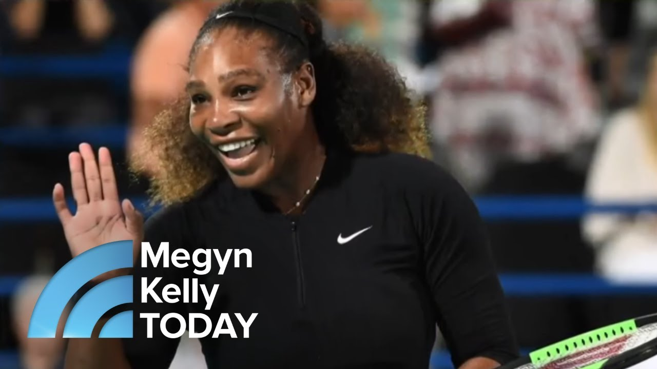 serena-williams-controversial-low-ranking-at-the-french-open-brett-favre-rehab-megyn-kelly-today