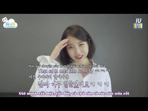 [IU TV] Hậu Trường Album Palette #1