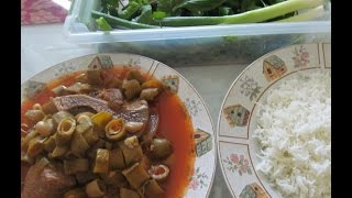 Iraqi Fava Beans And Beef Stew/ Recipe# 42