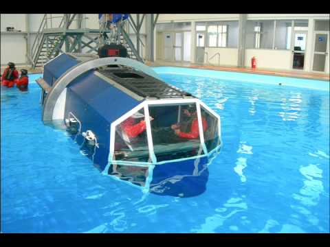 Bosiet Offshore Survival Training - YouTube