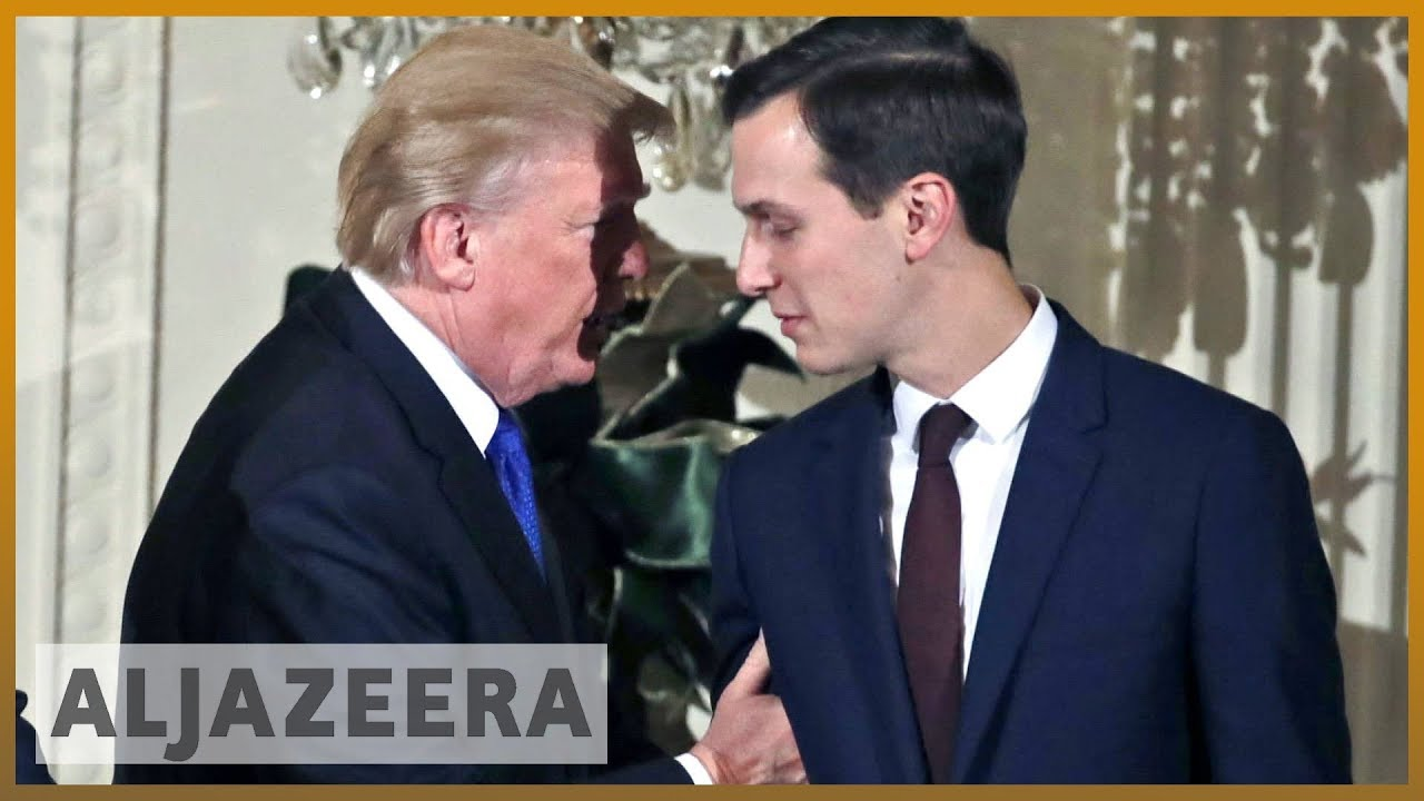 ???????? Trump's 'ultimate deal' for Middle East peace overseen by Kushner | Al Jazee