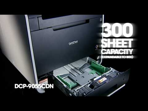 Brother DCP-9055CDN Printer Treiber