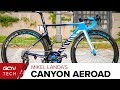 Mikel Landa's Canyon Aeroad CF SLX | Team Movistar Pro Bike