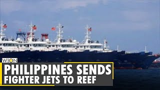 News Alert: Philippines accuses China of swarming presence | Philippines VS China | English News