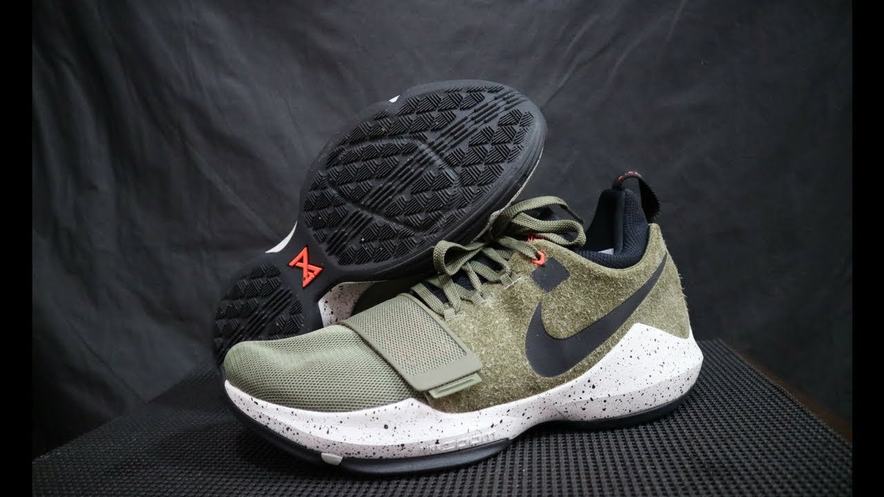 Nike Zoom PG1 Performance Review