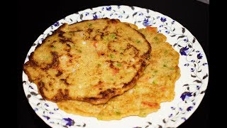 बची हुई रोटी से बनाये टेस्टी चिल्ला | Leftover Roti-Basi Roti Recipe | Basi Roti Cheela