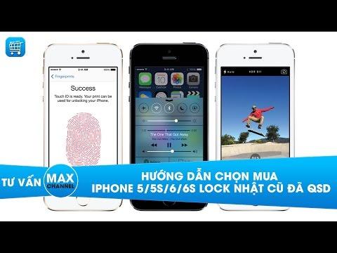 Hướng dẫn chọn mua iPhone 6 Plus cũ