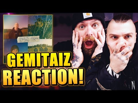 Gemitaiz - Giornate Vuote (prod. Frenetik&Orange) * REACTION *