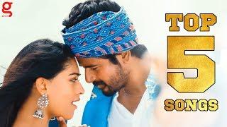 Top 5 Tamil Songs – This Week