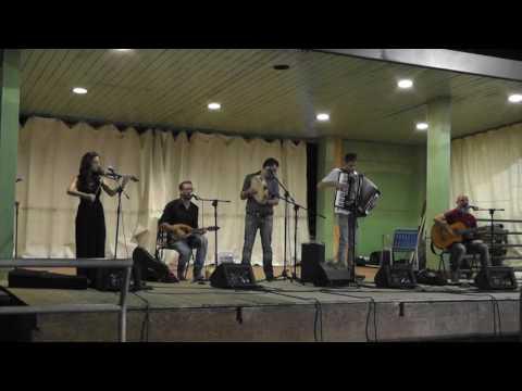 Li Strittuli 04 La Carmina live Sant'Egidio, 9 agosto 2016