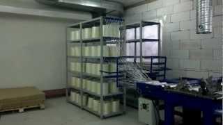 Производство стеклопластиковой арматуры линия TECHPRO 2000(, 2012-09-24T05:46:23.000Z)